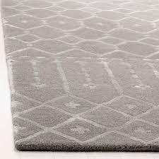 safavieh himalaya him903f damask rug ivory gray scandinavian area rugs by arearugs
