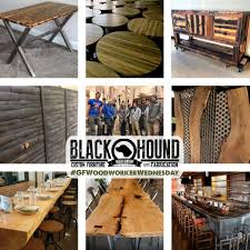 Black Hound Design Company Black Hound Design Company Is This Weeks Woodworker