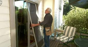 fix sliding screen door rollers saudireiki