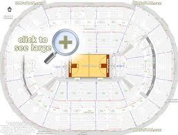 Washington Capitals Verizon Center Interactive Seating Chart