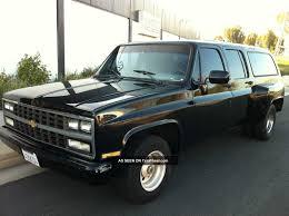 Loaded 1990 Dually Dully Chevy Suburban Silverado Crew Cab 4 - Door
