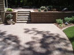 photo of timber creek landscape edina mn united states natural stone steps