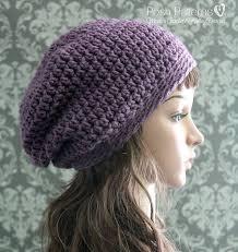 Hipster Beanie Crochet Pattern Stunning Crochet Slouchy Beanie Crochet Pattern Easy Crochet Slouchy Hat