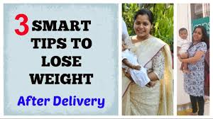 Diet Chart For Weight Loss After C Section How To Lose Weight Fast After Delivery C Section Part 1 Indian Mom