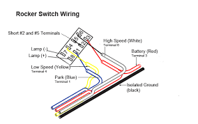 wiring diagram for boat wiper motor the wiring diagram am equipment rocker switch for two speed wiper motor 311 1033 · universal wiper motor wiring diagram