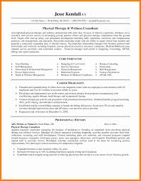 physical therapy aide resume wording sample flow chart template word