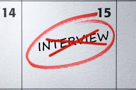rescheduling an interview how to cancel a job interview