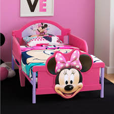 Minnie Mouse Bedroom Furniture Disney Minnie Mouse 3d Toddler Bed Toysrus