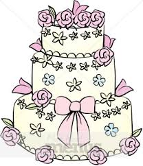 elegant wedding cake clipart. Delighful Clipart Throughout Elegant Wedding Cake Clipart