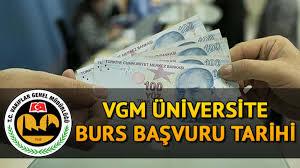 VGM burs başvuru ekranı açıldı - 2020-2021 VGM yükseköğretim üniversite burs  başvuruları nasıl yapılır? - Son Dakika Haberler