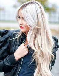 Pratique Cheveux Longs Blonds Coiffure Cheveux Longs Des