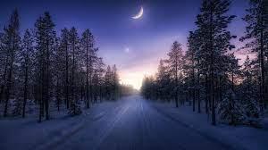 2560x1440 Winter Sunset Photography ...