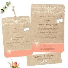 Wedding Invitation Verbiage Packed With Evening Wedding Invitation