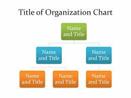 Download Basic Organization Chart Chart Templates