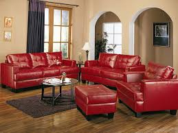 red leather furniture. Perfect Leather Samuel Red Leather Furniture Collection By Coaster  501831501834 For
