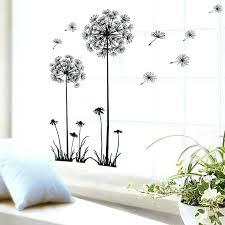 frozen wall decals target dandelion wall sticker also dandelion wall decal target with dandelion wall stickers