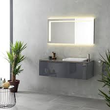 contemporary bathroom cabinet  mdf  with drawer  wallmounted