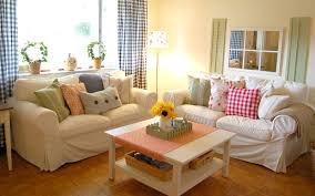 country living room furniture ideas. Wonderful Furniture Country Living Room Interior Design New On Excellent Wall Decor Be  Equipped With 2 White Sofas Inside Furniture Ideas O