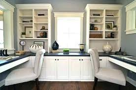 two desk office.  Two Charming Design Double Desk Home Office Two Desks Green By Via Ideas For  People Furniture To F