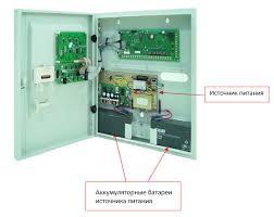 Особенности приемно контрольных приборов пожарной сигнализации z  Встроенный источник бесперебойного питания в приемно контрольные приборы z 101 и z 102