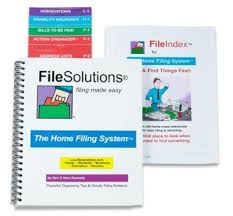 The Container Store Filesolutions Home Filing System This