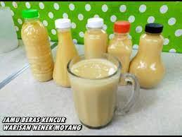 See more of beras kencur on facebook. Resep Dan Cara Buat Jamu Beras Kencur Warisan Nenek Moyang Bisa Dijual Rp 5000 Btl Youtube