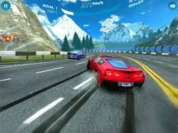 game android ringan berkualitas bagus yang berada di urutan pertama versi yatekno adalah game balapan mobil berjudul asphalt nitro yang digarap oleh