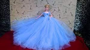 Búp bê Barbie : May váy Công Chúa Lọ Lem - Barbie Doll : DIY Cinderella  Dress 2015 Disney | Công chúa, Cinderella, Disney