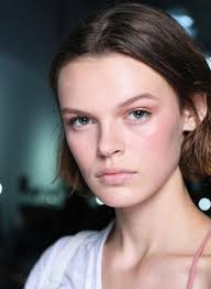 get the no makeup look from the spring summer 2017 shows at new york fashion week