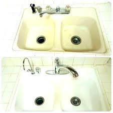 reglaze cast iron sink kitchen sink kitchen sink kitchen sink porcelain kitchen sink refinishing kit kitchen