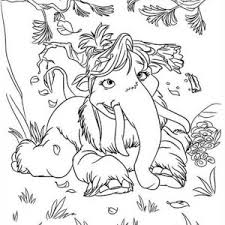 Small Picture Ice Age Adventure Coloring Pages Bulk Color