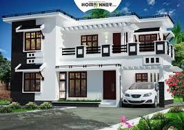 Small Picture Indian 1874 Sqft Modern Contemporary 4 Bhk Villa home architecture