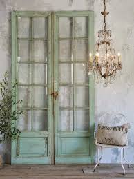 vintage wall decor elegant antique doors in the interior add unique accents to the