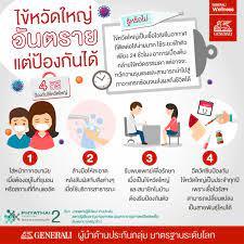รู้ไว้…แล้วไข้หวัดใหญ่จะกลายเป็นเรื่องเล็ก - Global Standard Insurance  Company in Thailand