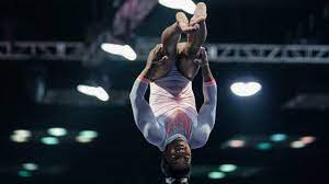Gymnast Simone Biles makes history in ...