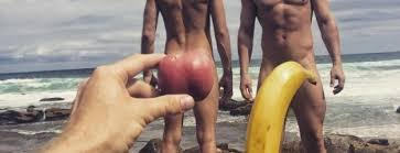 Beach california gay nude