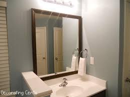 Diy Bathroom Mirror Bathroom Mirror Frames Better Than Bathroom Mirror Stainless Steel