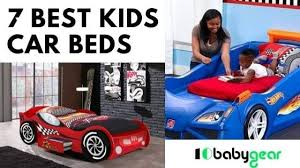toddler car beds with steering wheel
