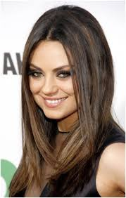 Straight Hairstyles Shoulder Length Black Hair Shoulder Length
