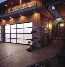 Full View Aluminum Glass Garage Doors | Garage Living | Garages ...