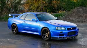 nissan skyline r34 modified. Simple Skyline 1999 Nissan Skyline R34 GTR 6 Speed Manual Full Inside Modified R