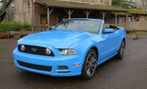 2013 Ford Mustang GT 5.0 Convertible First Drive | Review | Car ...