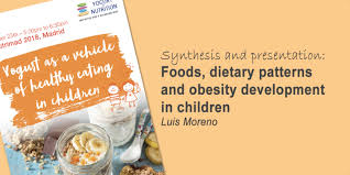 Presentation Foods Foods Dietary Patterns In Children Yini Conference 2018