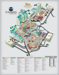 Foxwoods Casino Floor Layout