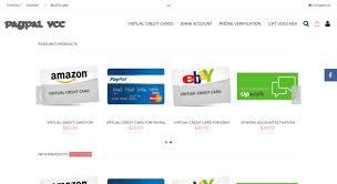 Vcc Organizational Chart Access Paypalvcc Com Paypal Vcc