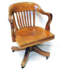 antique swivel office chair. Oak Desk Chair Antique Swivel Old Solid Wood Office Furniture For Sale .