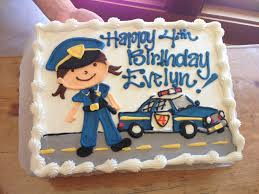 best ideas about police birthday cakes police police officer police car cake this would be cute for one of the kids