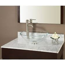 31 inch vanity top with sink. Plain With Ryvyr MAVT310WT 31 Inch Vanity Top For Vessel Sink With Backspalsh  White  Carrara Marble Intended With C