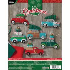 Christmas In July  Ugly Christmas Sweater Ornaments Kit Christmas Ornament Kits