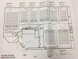 Cinemark Seating Chart Cinemark Renovation At Mall At Barnes Crossing Will Bring In